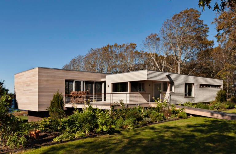 Contemporary River House, Westport
