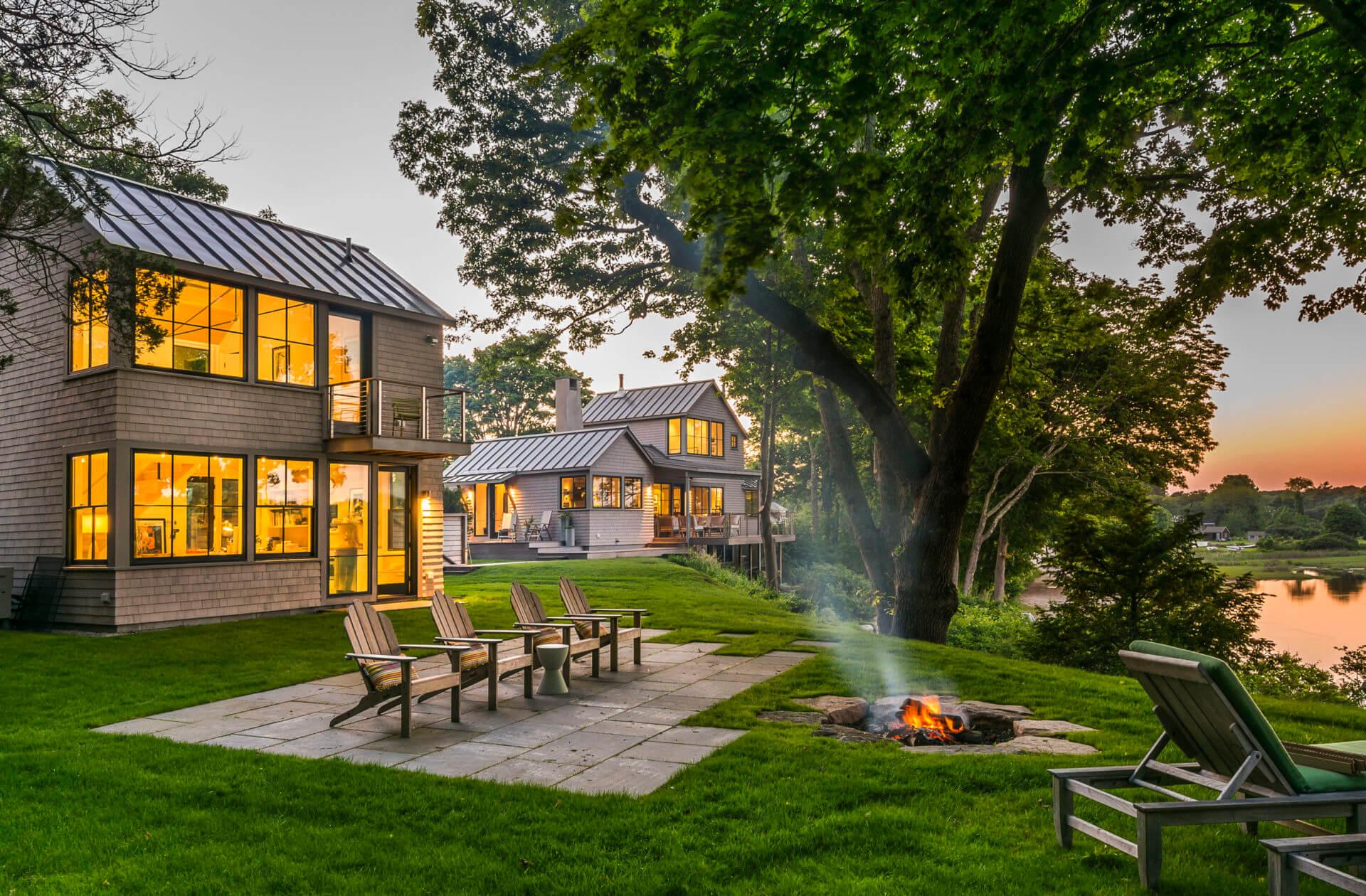 River Cottages, Westport