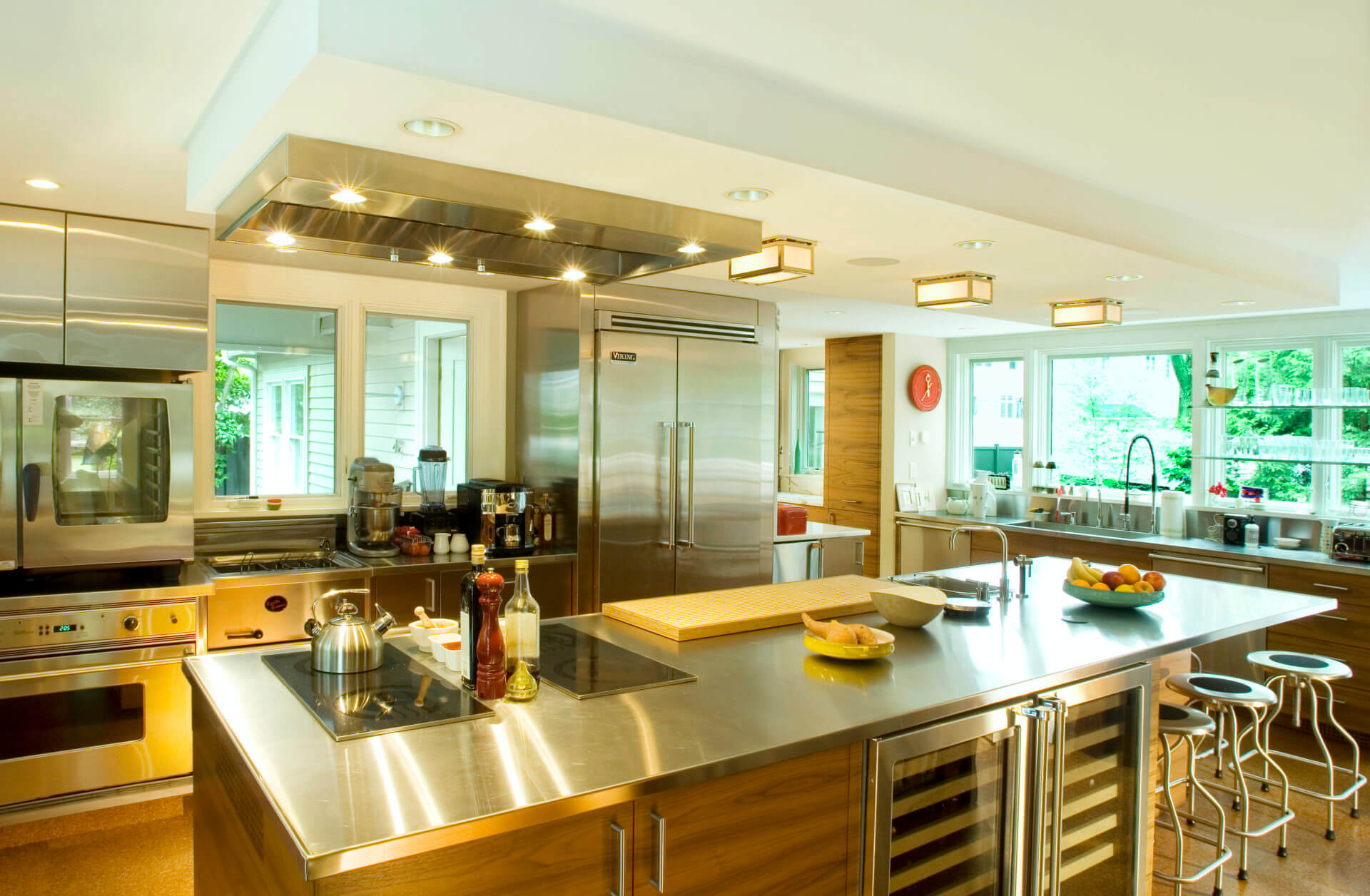 Chef's Personal Kitchen, Winchester